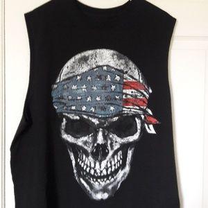 Muscle Rebel t-shirt XL New